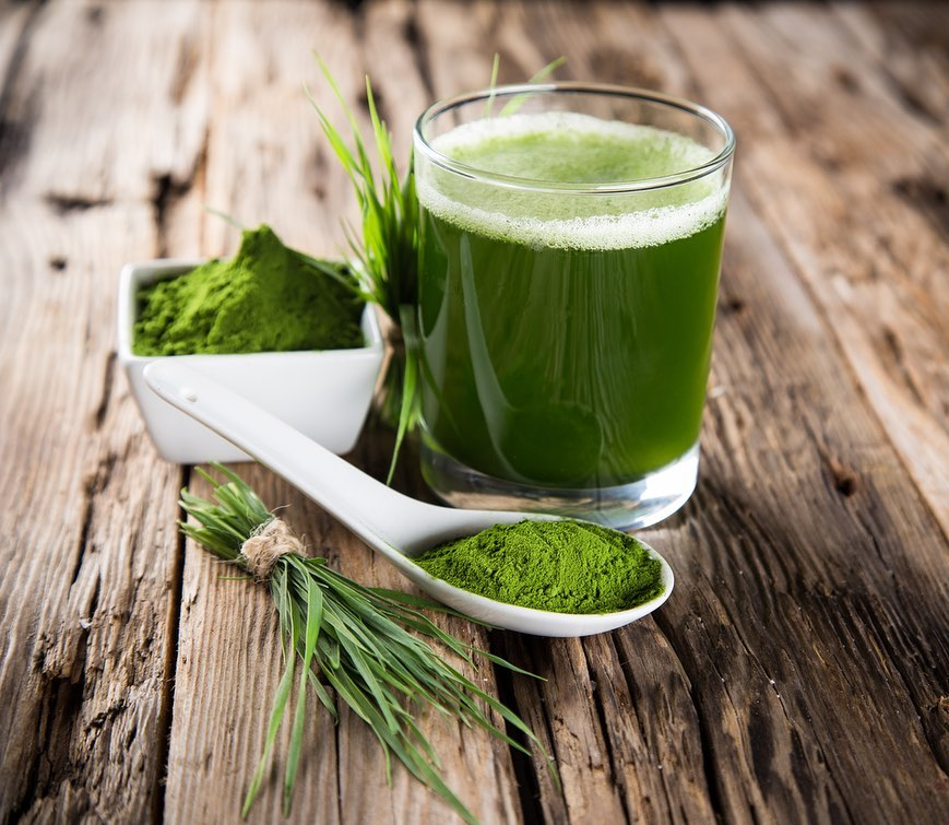 Spirulina Drink and Powder
