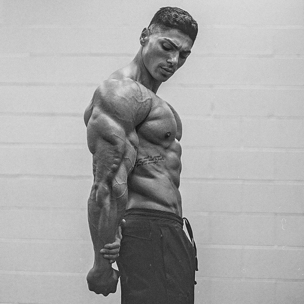 Andrei Deiu Triceps Workout