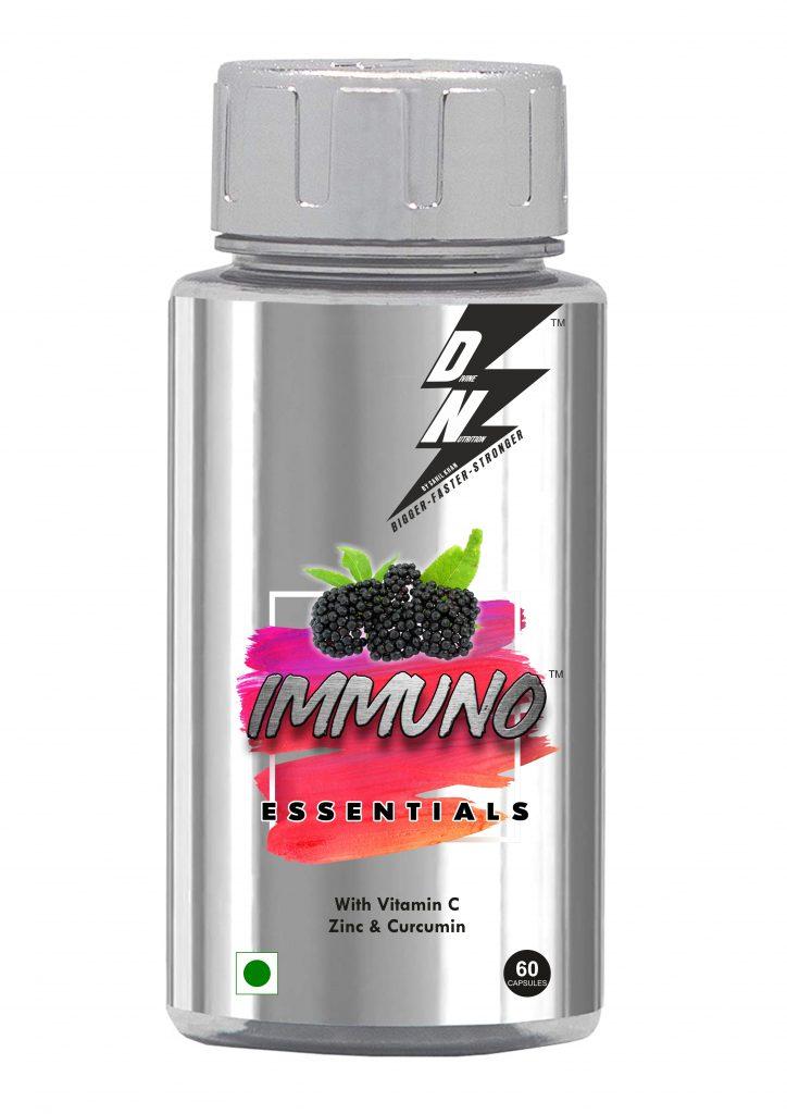 divine nutrition immuno essentials
