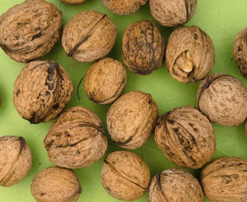 Walnut Nutrition Facts.